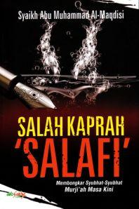Salah Kaprah Salafi